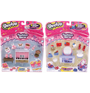 Shopkins Fashion Spree Deluxe Ballet Collection