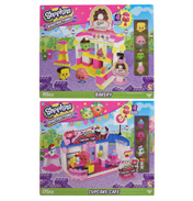 Shopkins Kinstructions Scene Set BAKERY