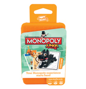 Shuffle Monopoly Junior Childrens Card Game