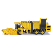 Siku Sugarbeet Harvester (Scale 1:87)