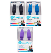 SoundMoovz Bluetooth Wristbands in BLACK