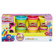 Play-doh Sparkle Compound Collection (6x56g)