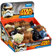 Star Wars Miniature Talking Plush Clip-On…