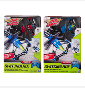 Switchblade Ground & Air Remote Control Race Heli