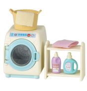 Sylvanian Families Washing Machine Set