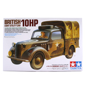 British Light Utility Car 10HP (Scale 1:35)
