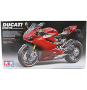 Ducati 1199 Panigale S Motorcycle (Scale 1:12)