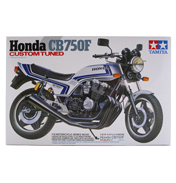 Honda CB750F Custom Tuned (Scale 1:12)
