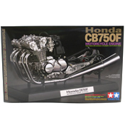 Honda CB750F Motorcycle Engine (1:6 Scale)
