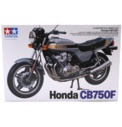 Honda CB750F Motorcycle (Scale 1:12)