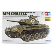 M24 Chaffee US Light Tank (Scale 1:35)
