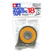 Tamiya Masking Tape with Dispenser 18mmx 18M