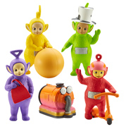 Teletubbies Collectable Figure PO with SCOOTER