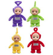 Teletubbies Talking Soft Toy TINKY WINKY (PURPLE)