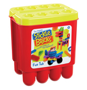 The Original Stickle Bricks Fun Tub