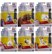 The Secret Life of Pets Poseable Pet Figure…