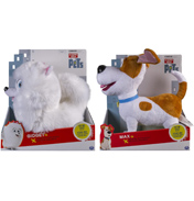 The Secret Life of Pets Talking Plush MAX
