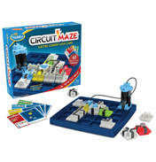 Circuit Maze Electric Current Logic Game