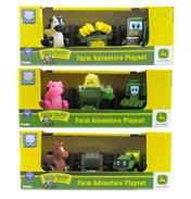Johnny Tractor Farm Adventure Playset