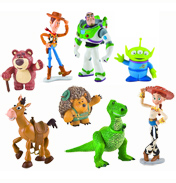 Bullyland Toy Story Figure ALIEN