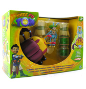 Tree Fu Tom Playset- SQUIZZLE PITCH