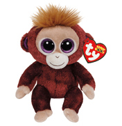 Beanie Boos Boris the Monkey