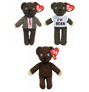 Ty Mr Bean Teddy Plush