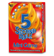 University Games 5 Second Rule (MINI) Game