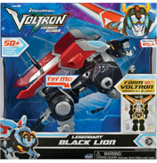 Legendary Black Lion Deluxe Action Figure