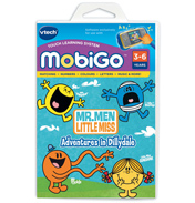 MobiGo Mr Men & Little Miss