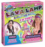 Wild Science Lava Lamp & Glitter Tube Factory