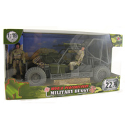 World Peacekeepers Military Buggy & Figures