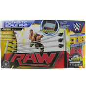 Authentic Scale Action Figure Ring RAW Edition