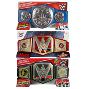 Championship Belt Assortment