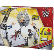 Crash Cage Playset