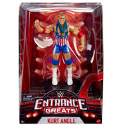 Entrance Greats Kurt Angle Action Figure