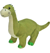 XJ Dinosaur Plush Brontosaurus in Green &…