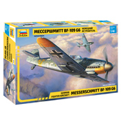 Messerschmitt BF-109 G6 (Scale 1:48)
